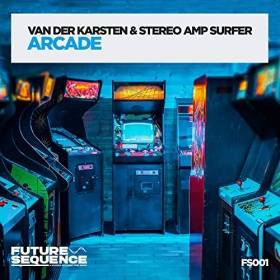 VAN DER KARSTEN & STEREO AMP SURFER - ARCADE